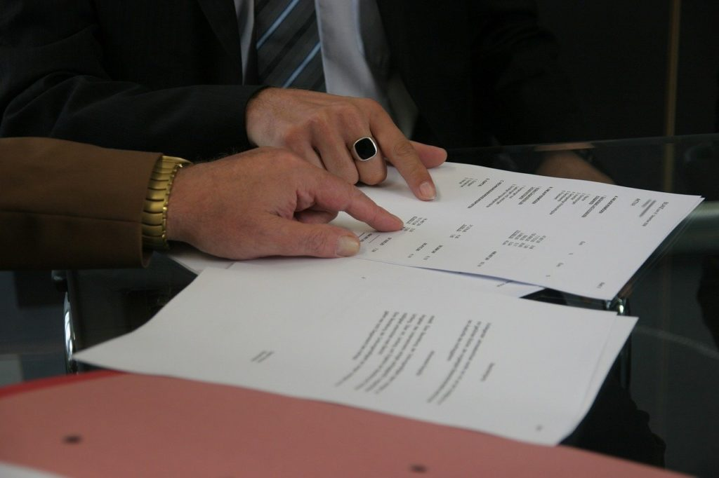 Property deed transfer attorney providing consultancy.
